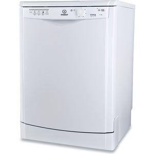 Indesit DFG 15B1 Ecotime Dishwasher in White