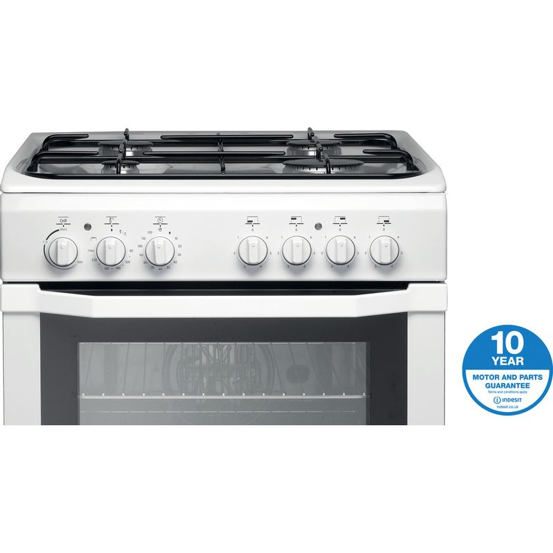 Indesit-Cooker-I6GG1-W--UK-White-Award