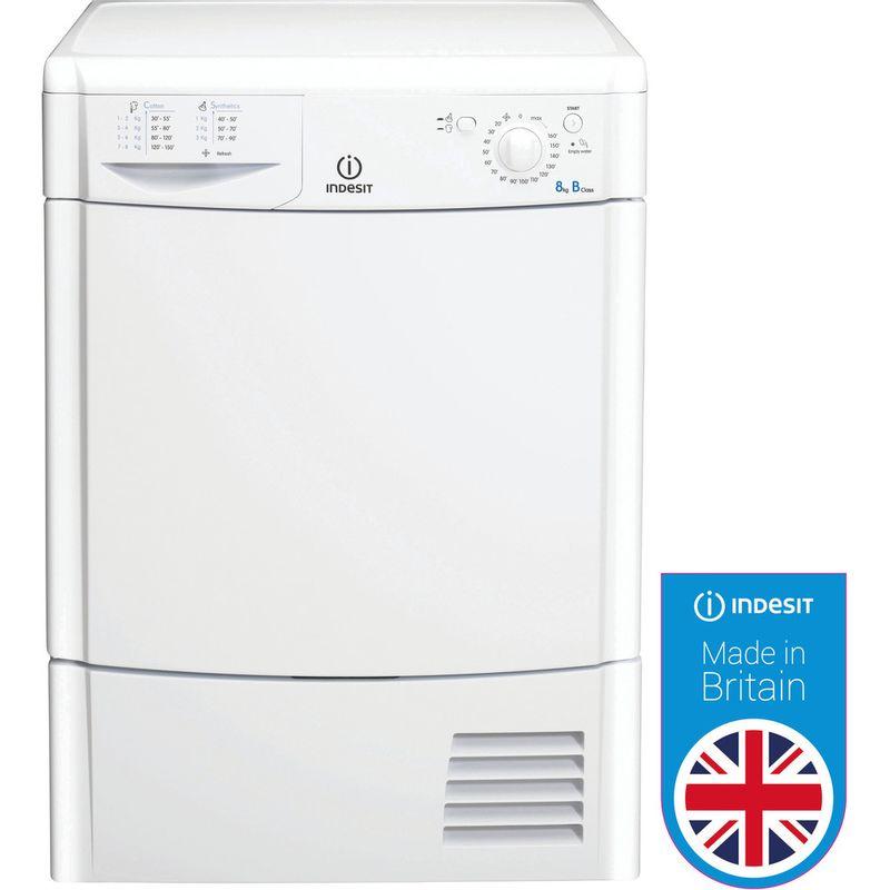Indesit-Dryer-IDC-8T3-B--UK--White-Award