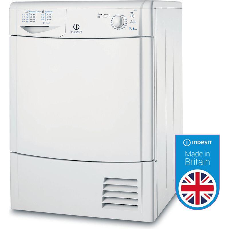 Indesit-Dryer-IDC-75-B--UK--White-Award