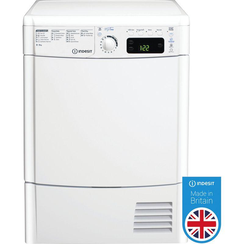 Indesit-Dryer-EDCE-85-B-TM--UK--White-Award