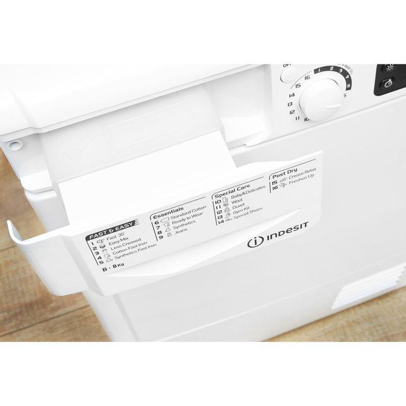 Indesit-Dryer-EDCE-85-B-TM--UK--White-Drawer