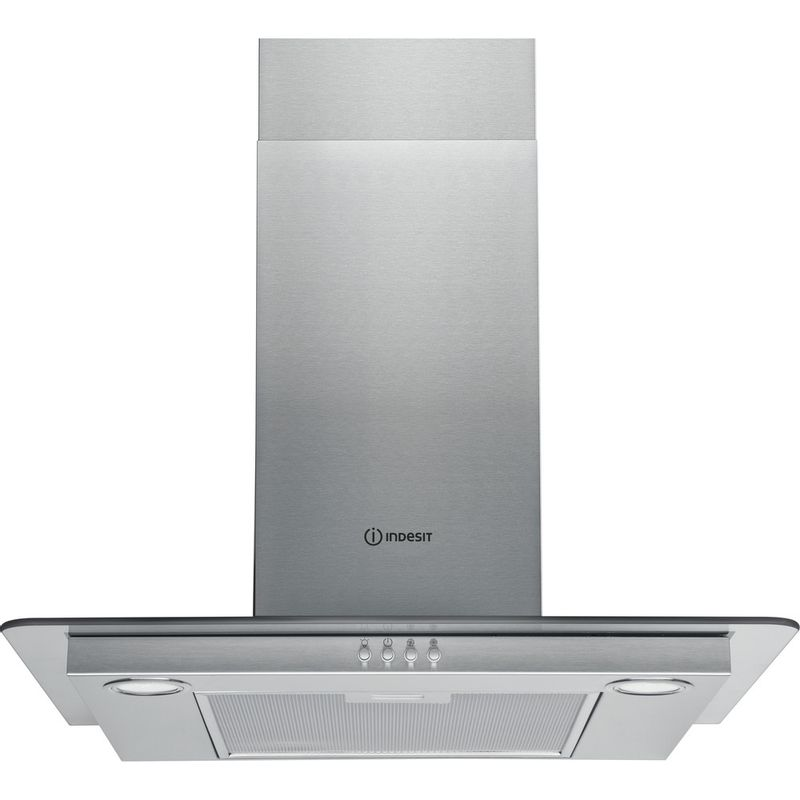 Indesit-HOOD-Built-in-IHF-6.4-AM-X-Inox-Wall-mounted-Mechanical-Frontal