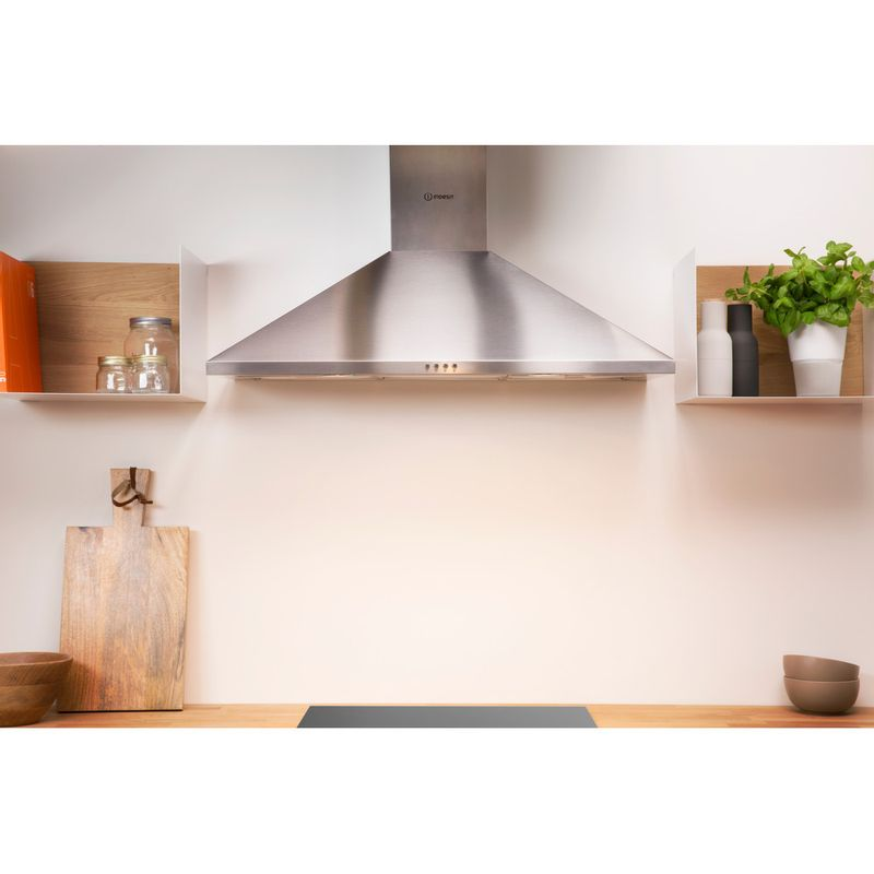 Indesit-HOOD-Built-in-IHPC-9.4-AM-X-Inox-Wall-mounted-Mechanical-Lifestyle-frontal