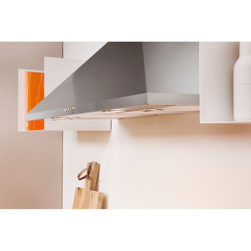 Indesit-HOOD-Built-in-IHPC-9.4-AM-X-Inox-Wall-mounted-Mechanical-Lifestyle-perspective