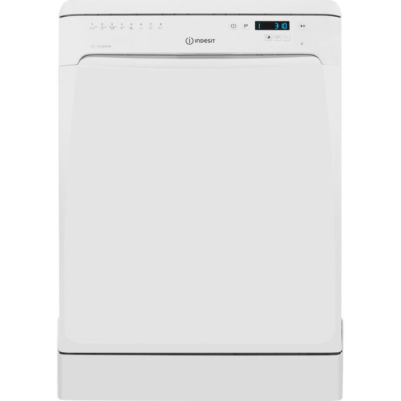 Indesit-Dishwasher-Free-standing-DFP-58T96-Z-UK-Free-standing-A-Frontal