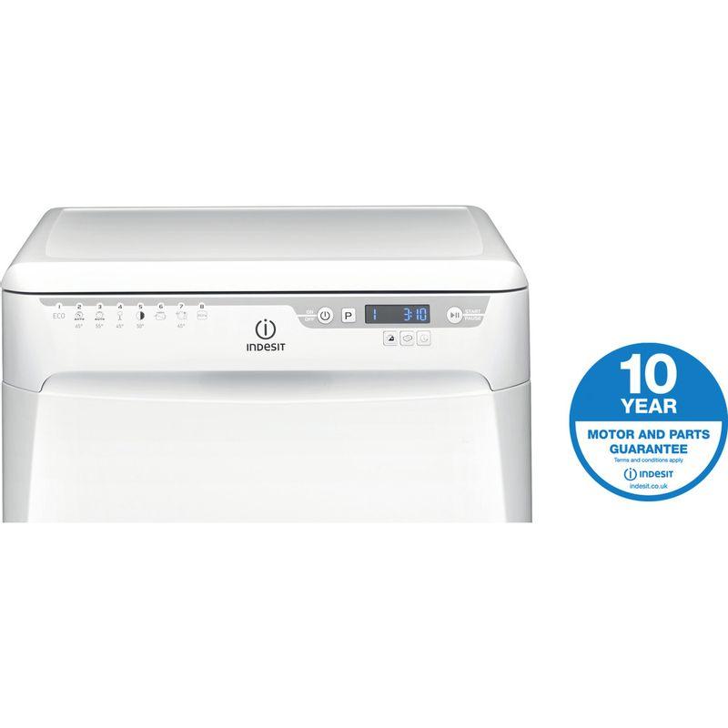Indesit-Dishwasher-Free-standing-DFP-58T96-Z-UK-Free-standing-A-Award