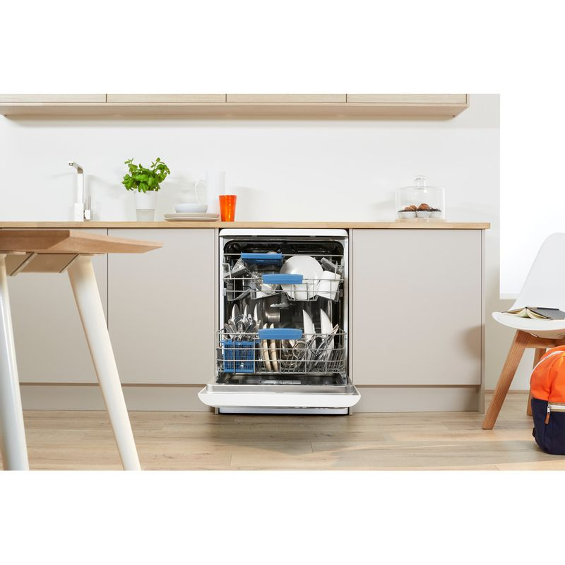 Indesit-Dishwasher-Free-standing-DFP-58T96-Z-UK-Free-standing-A-Lifestyle-frontal-open