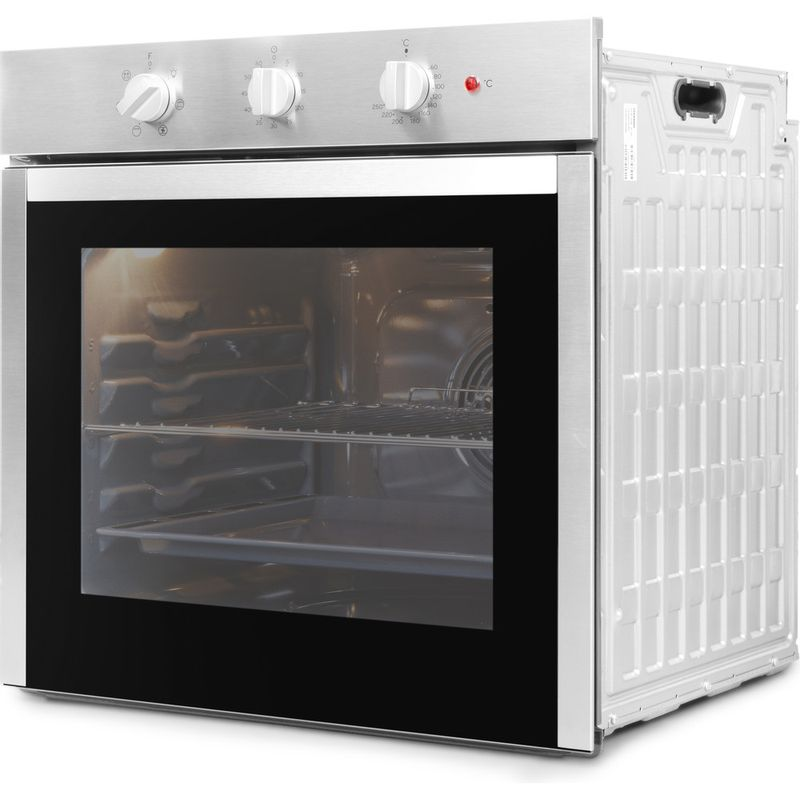 Indesit-OVEN-Built-in-DFW-5530--IX-UK-Electric-A-Perspective