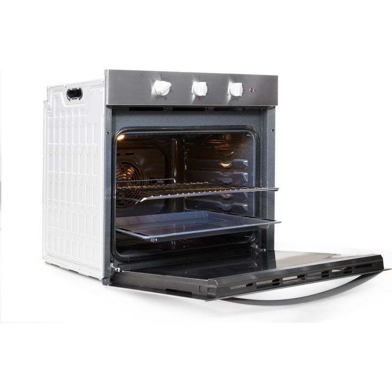 Indesit-OVEN-Built-in-DFW-5530--IX-UK-Electric-A-Perspective-open