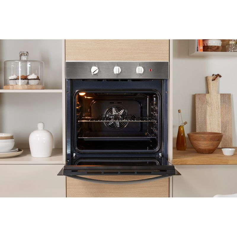 Indesit-OVEN-Built-in-DFW-5530--IX-UK-Electric-A-Lifestyle-frontal-open