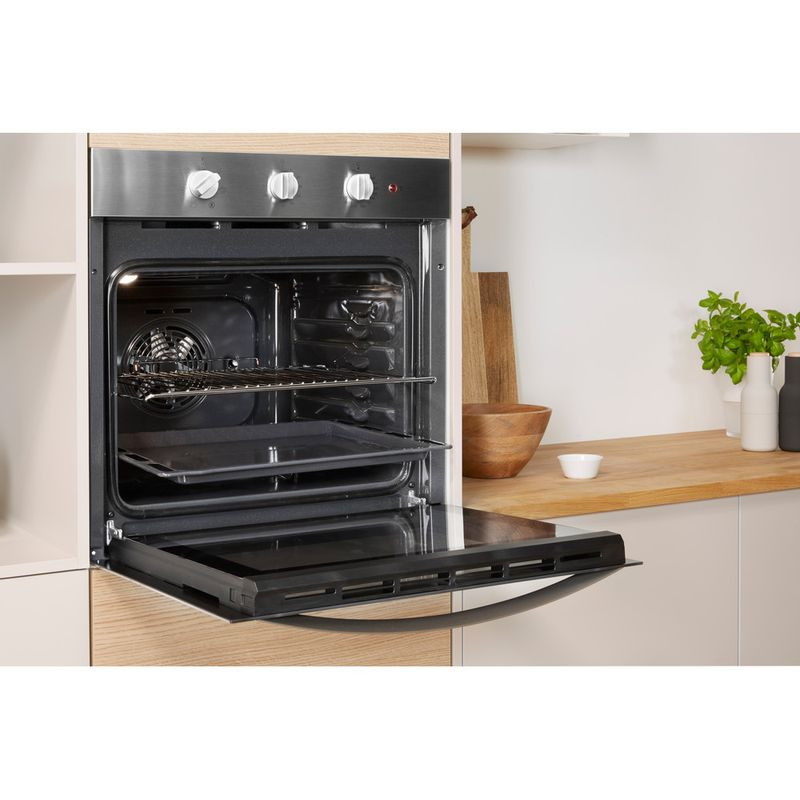 Indesit-OVEN-Built-in-DFW-5530--IX-UK-Electric-A-Lifestyle-perspective-open
