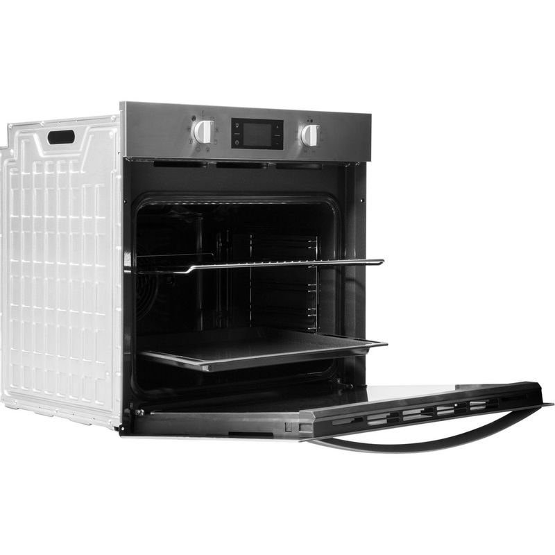 Indesit-OVEN-Built-in-DFW-5544-C-IX-UK-Electric-A-Perspective-open