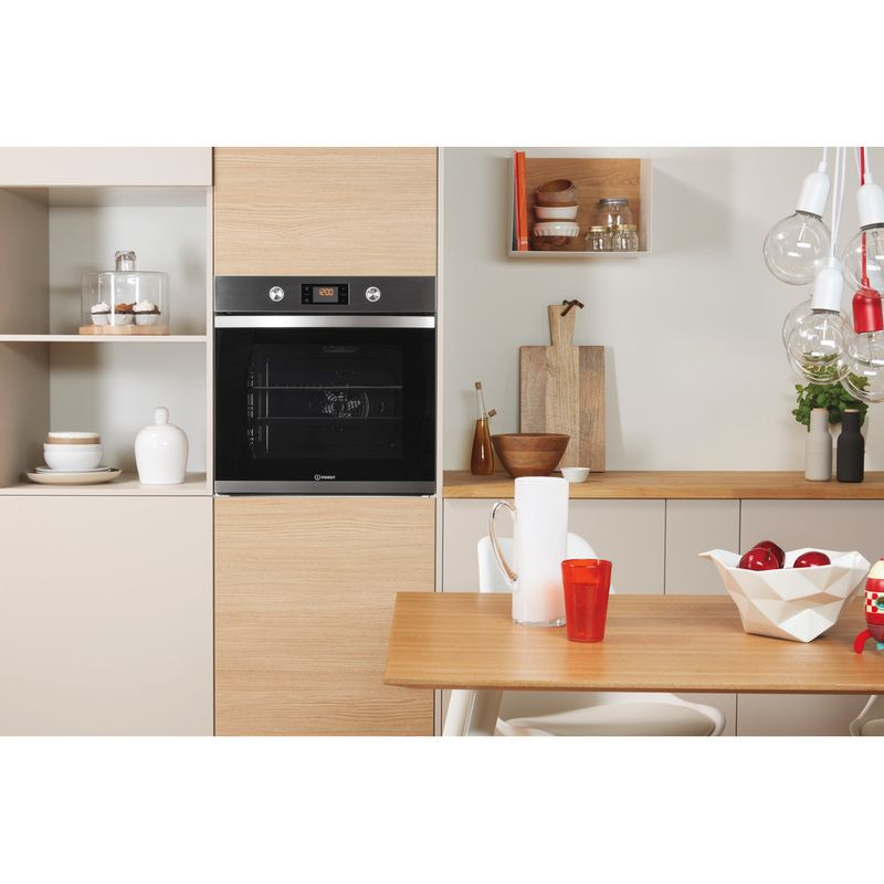 Indesit-OVEN-Built-in-KFW-3841-JH-IX-UK-Electric-A--Lifestyle-frontal