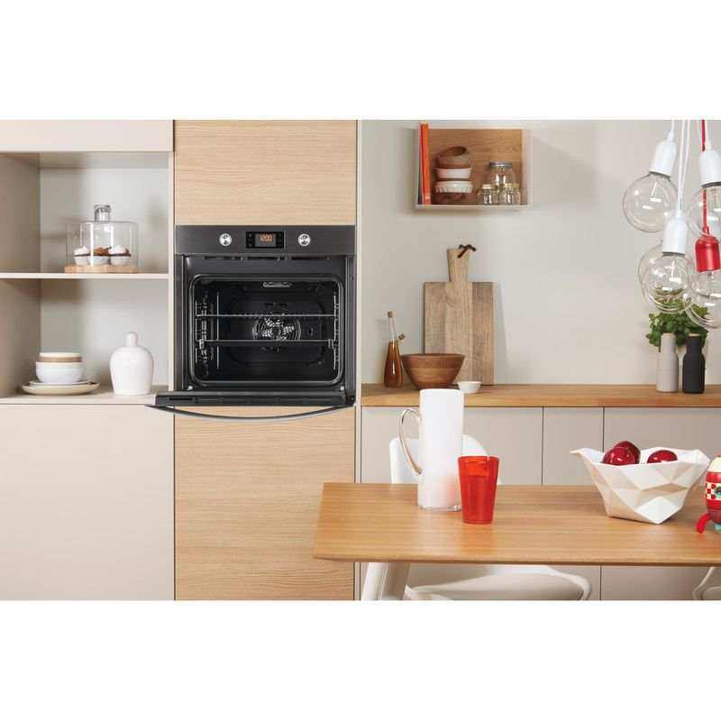 Indesit-OVEN-Built-in-KFW-3841-JH-IX-UK-Electric-A--Lifestyle-frontal-open