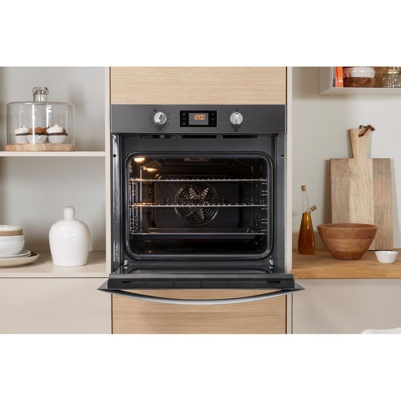 Indesit-OVEN-Built-in-KFW-3844-H-IX-UK-Electric-A--Lifestyle-frontal-open