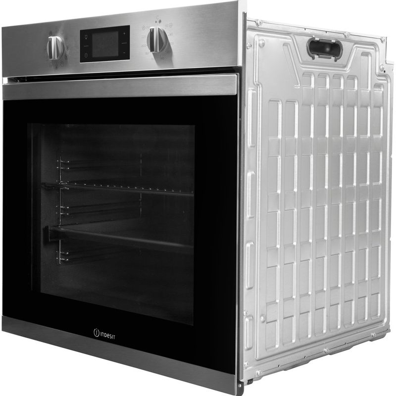 Indesit-OVEN-Built-in-IFW-3841-P-IX-UK-Electric-A--Perspective