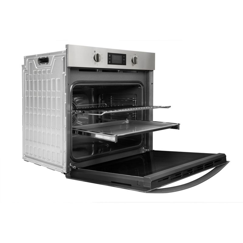 Indesit-OVEN-Built-in-IFW-3841-P-IX-UK-Electric-A--Perspective-open