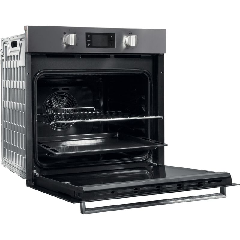 Indesit-OVEN-Built-in-IFW-6544-H-IX-UK-Electric-A-Perspective-open