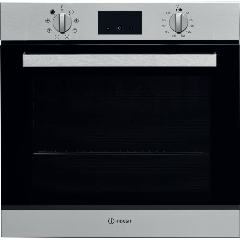 Indesit-OVEN-Built-in-IFW-65Y0-IX-UK-Electric-A-Frontal