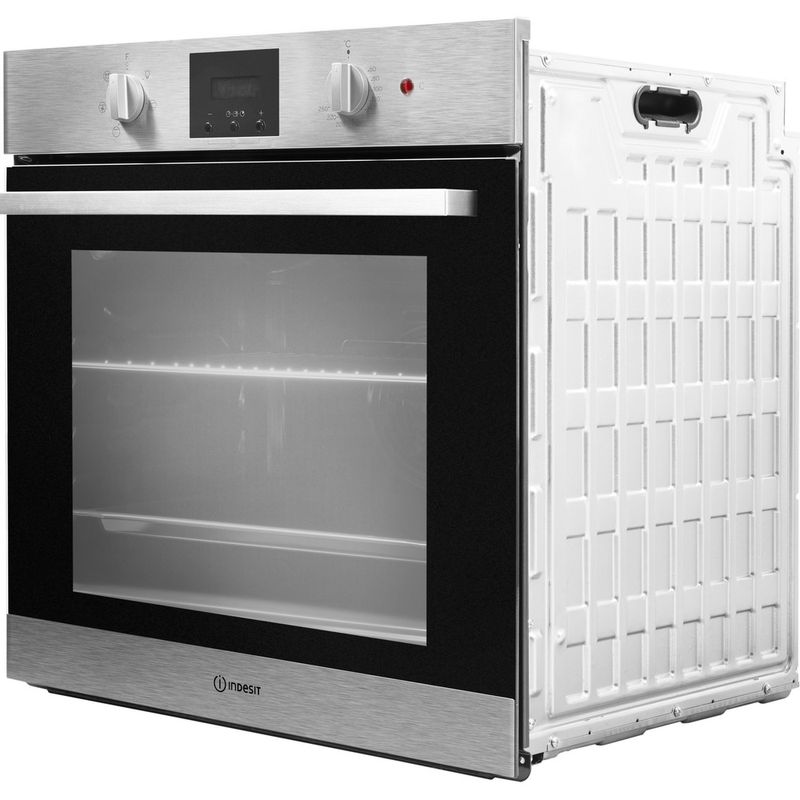 Indesit-OVEN-Built-in-IFW-65Y0-IX-UK-Electric-A-Perspective