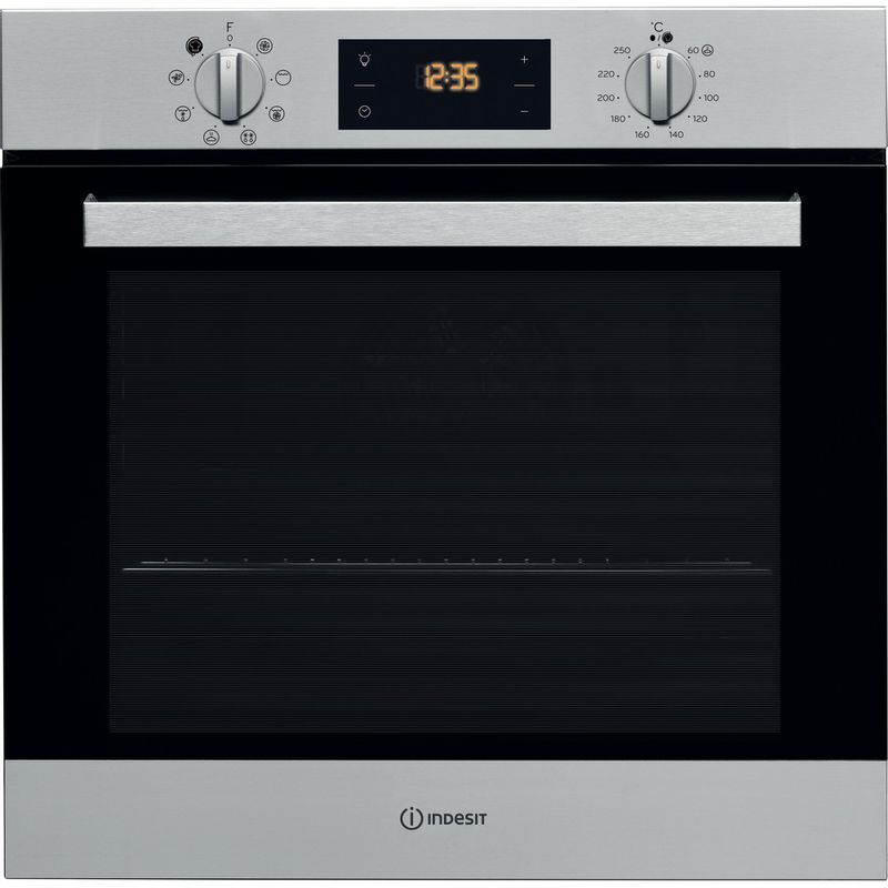 Indesit-OVEN-Built-in-IFW-6340-IX-UK-Electric-A-Frontal