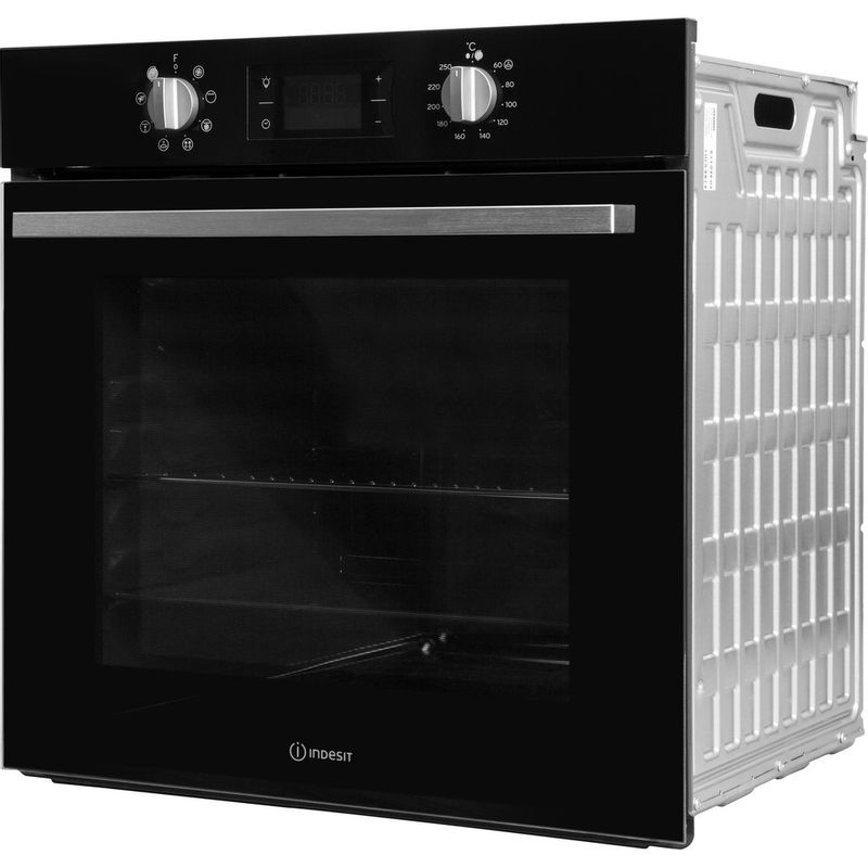 Indesit-OVEN-Built-in-IFW-6340-BL-UK-Electric-A-Perspective
