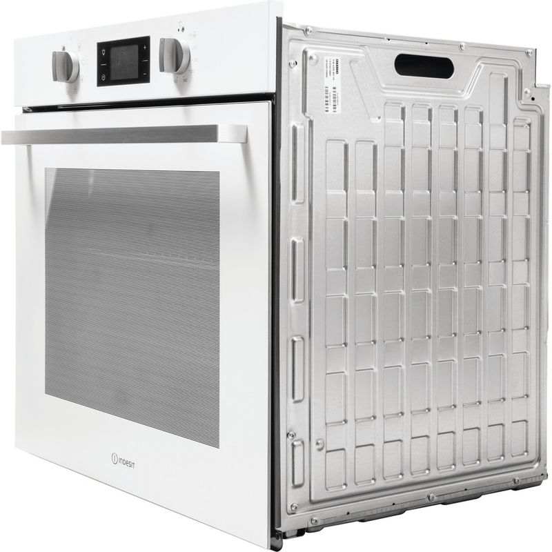 Indesit-OVEN-Built-in-IFW-6340-WH-UK-Electric-A-Perspective