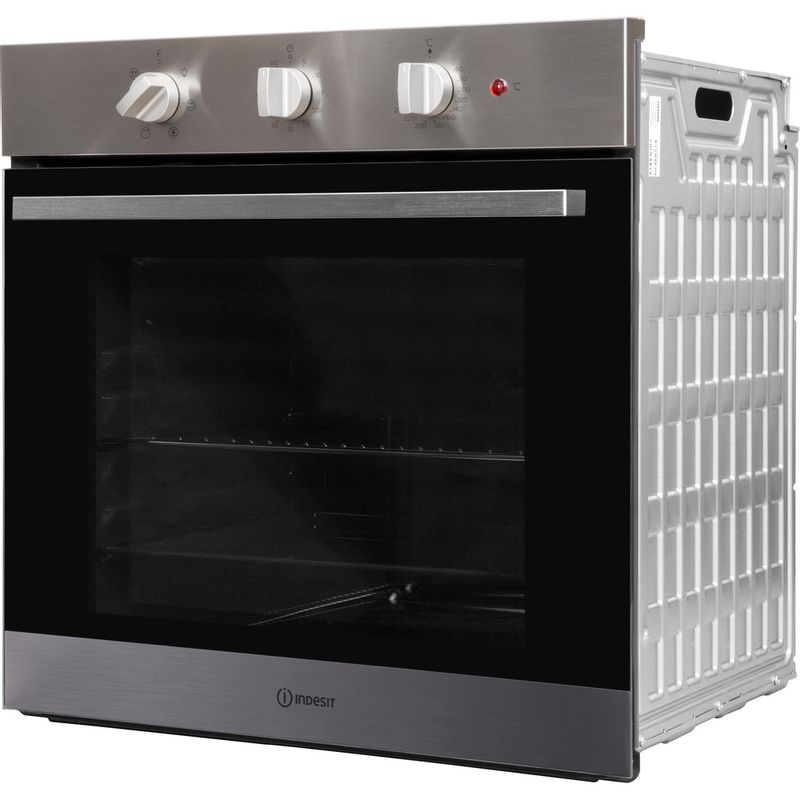 Indesit-OVEN-Built-in-IFW-6330-IX-UK-Electric-A-Perspective
