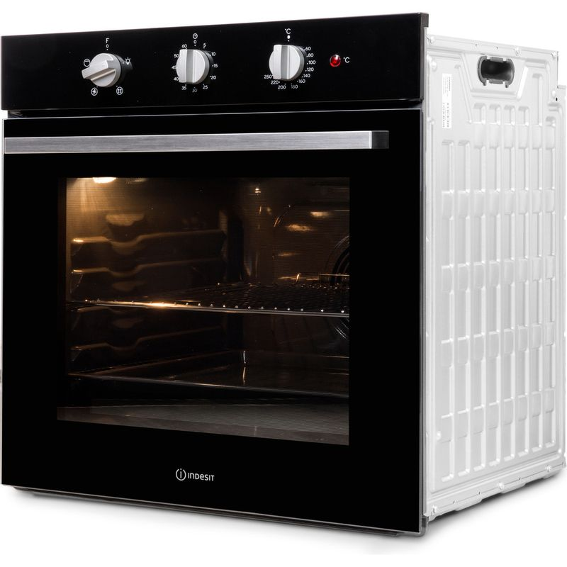 Indesit-OVEN-Built-in-IFW-6330-BL-UK-Electric-A-Perspective