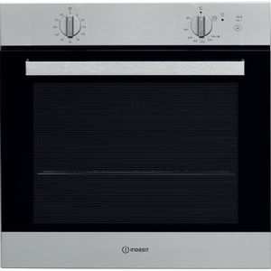 Indesit Aria IGW 620 IX UK Gas Single Built-in Oven in Stainless Steel