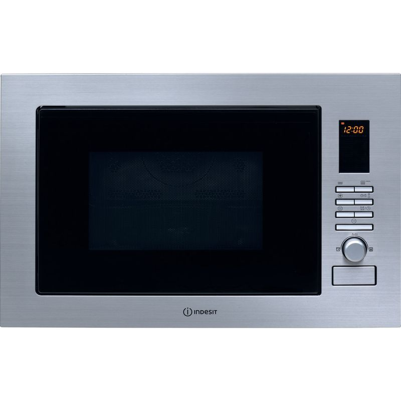 Indesit-Microwave-Built-in-MWO-522-X-UK-Inox-Electronic-25-MW-Combi-900-Frontal