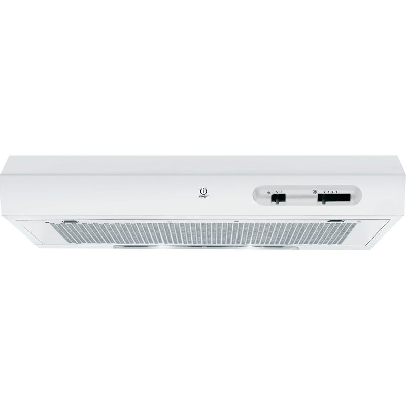 Indesit-HOOD-Built-in-ISLK-66-AS-W-White-Free-standing-Mechanical-Frontal