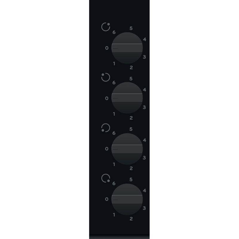 Indesit-HOB-RI-861-X-Black-Radiant-vitroceramic-Control-panel