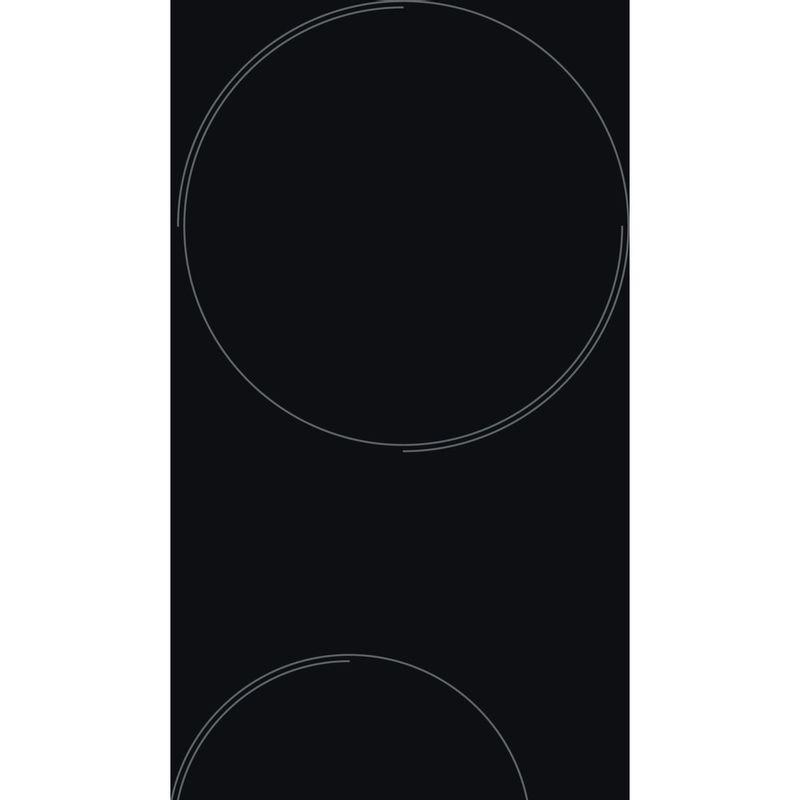 Indesit-HOB-RI-861-X-Black-Radiant-vitroceramic-Heating-element