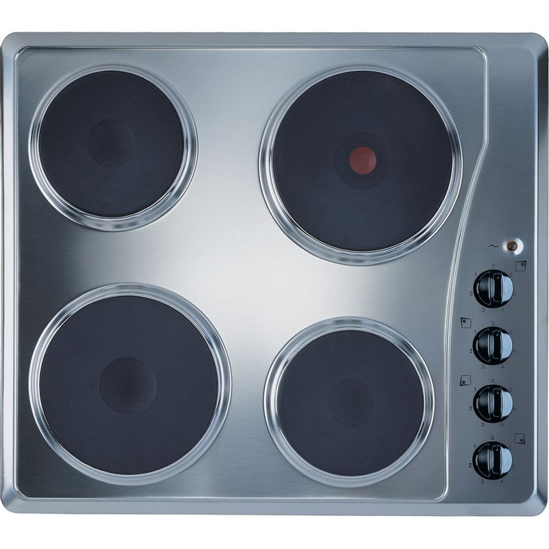 Indesit-HOB-TI-60-X-Inox-Solid-Plate-Frontal