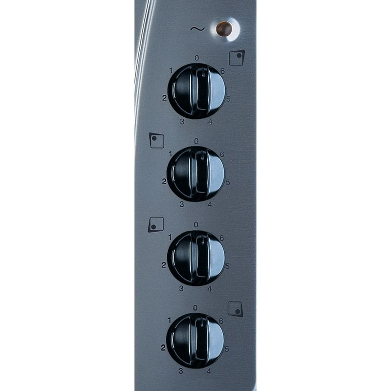 Indesit-HOB-TI-60-X-Inox-Solid-Plate-Control-panel