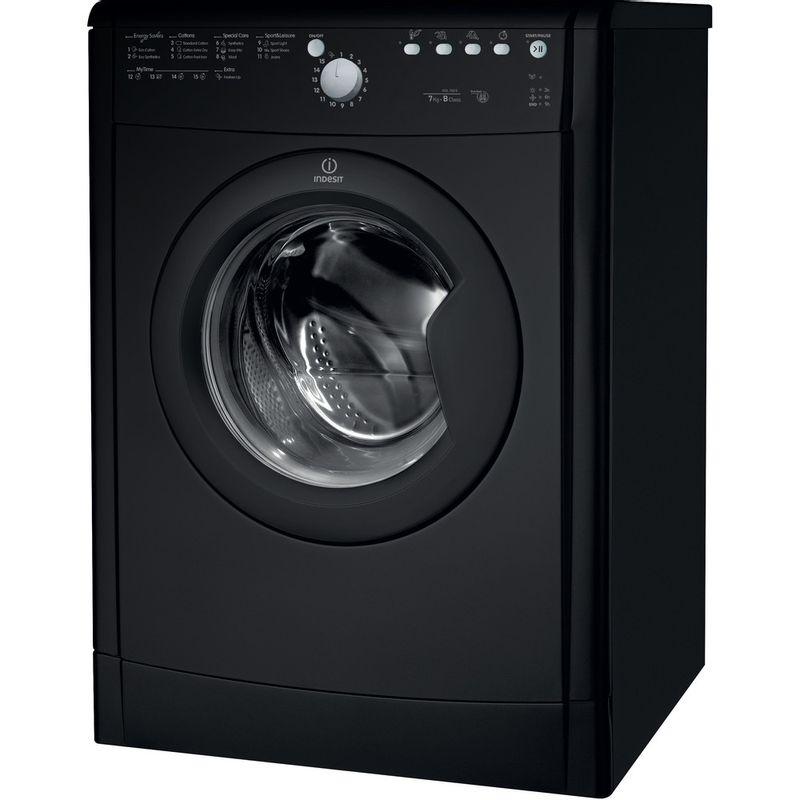 Indesit-Dryer-IDVL-75-BRK.9-UK-Black-Perspective