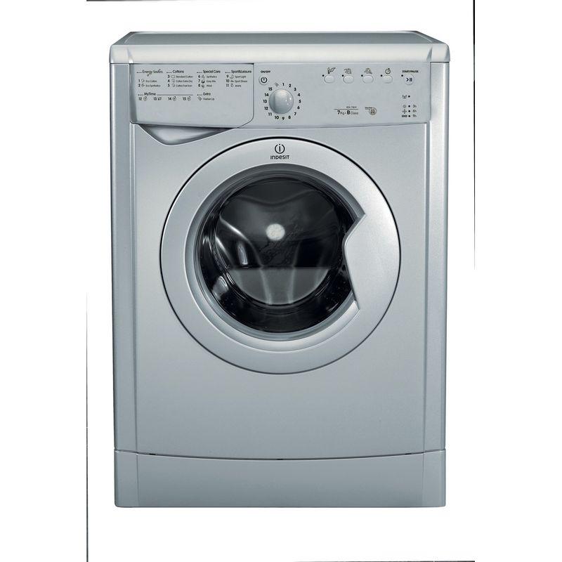 Indesit-Dryer-IDVL-75-BRS.9-UK-Silver-Frontal