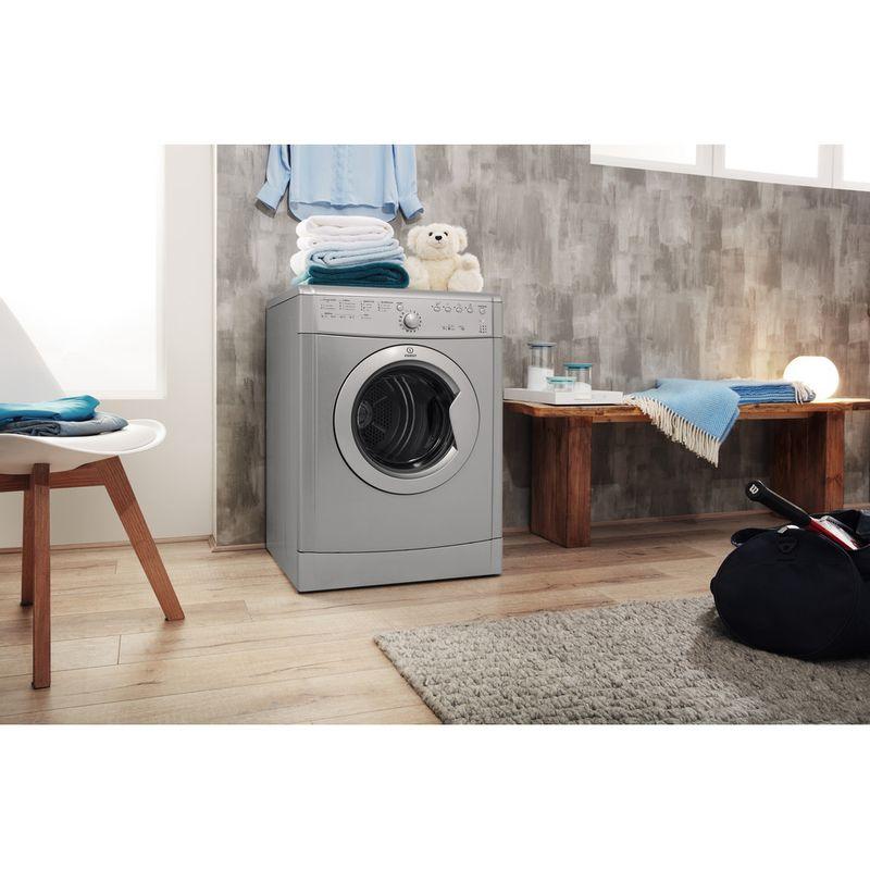 Indesit-Dryer-IDVL-75-BRS.9-UK-Silver-Lifestyle-perspective