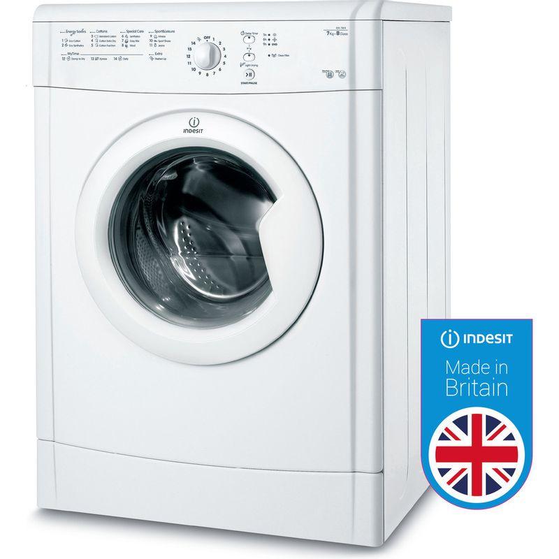 Indesit-Dryer-IDVL-75-BR.9-UK-White-Perspective