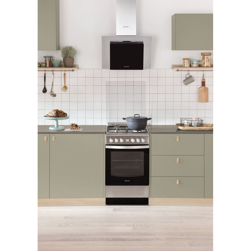 Indesit-HOOD-Built-in-IHVP-6.4-LL-K-Black-Wall-mounted-Electronic-Lifestyle-frontal