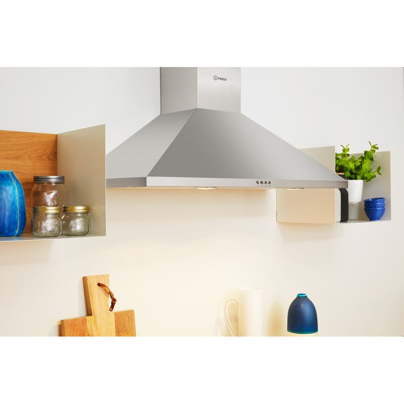 Indesit-HOOD-Built-in-IHPC-9.5-LM-X-Inox-Wall-mounted-Mechanical-Lifestyle-perspective
