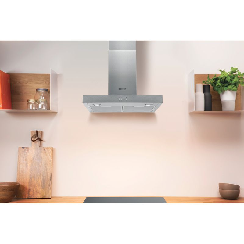 Indesit-HOOD-Built-in-IHBS-6.5-LM-X-Inox-Wall-mounted-Mechanical-Lifestyle-frontal