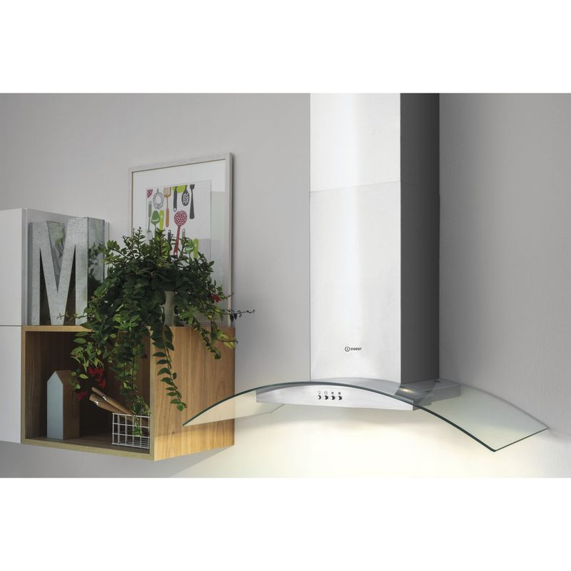 Indesit-HOOD-Built-in-IHGC-6.5-LM-X-Inox-Wall-mounted-Mechanical-Lifestyle-perspective