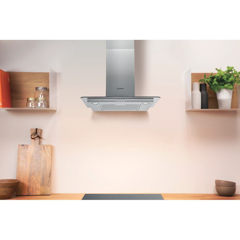 Indesit-HOOD-Built-in-IHF-6.5-LM-X-Inox-Wall-mounted-Mechanical-Lifestyle-frontal