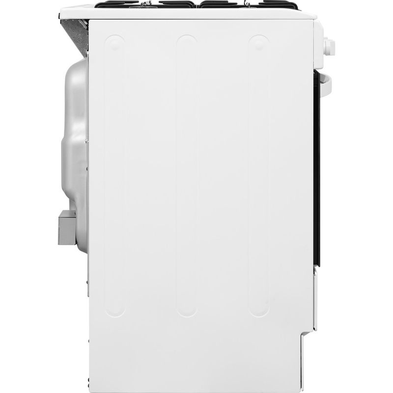 Indesit-Cooker-IS5G1KMW-U-White-GAS-Back---Lateral