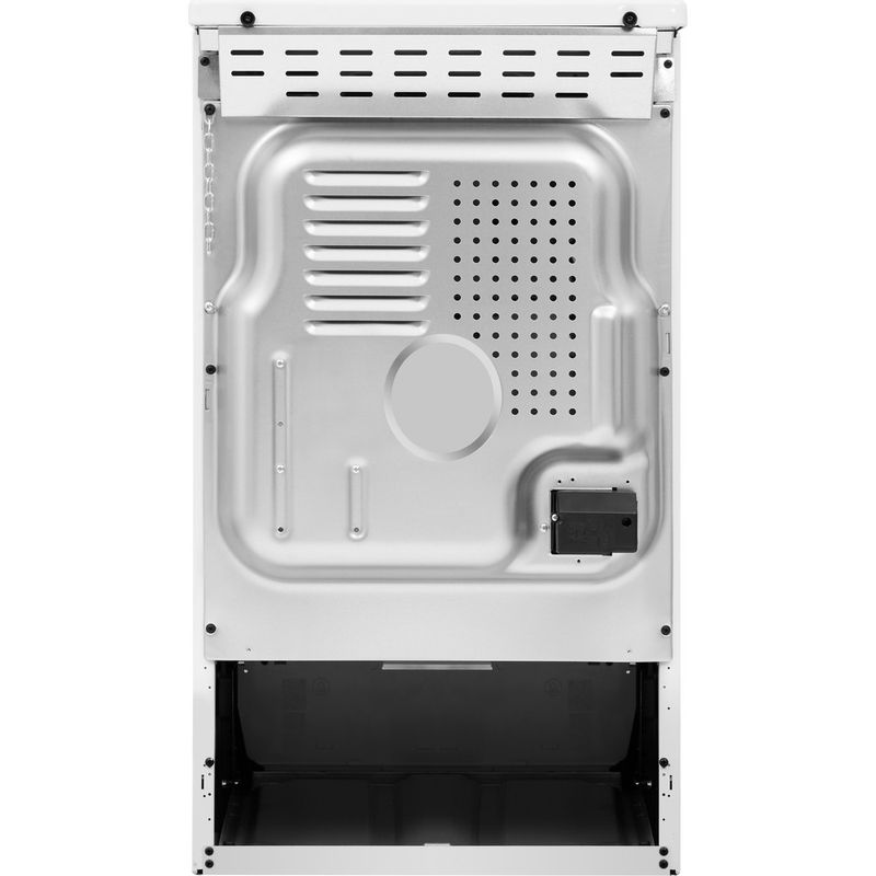 Indesit-Cooker-IS5E4KHW-UK-White-Electrical-Back---Lateral