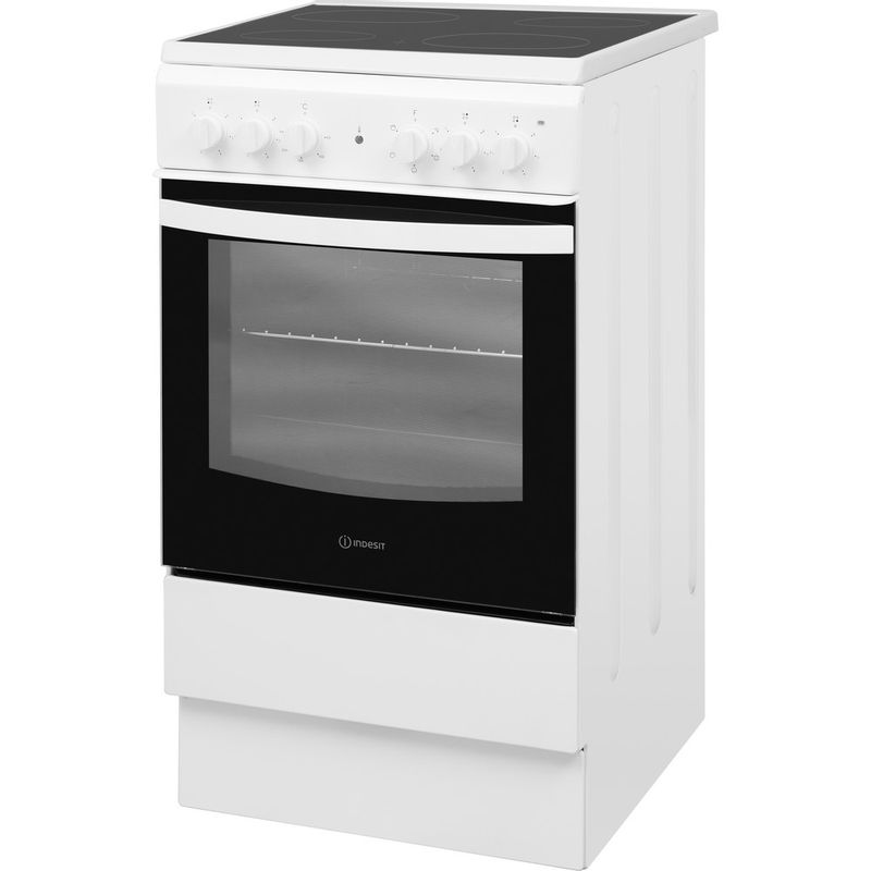 Indesit-Cooker-IS5V4KHW-UK-White-Electrical-Perspective