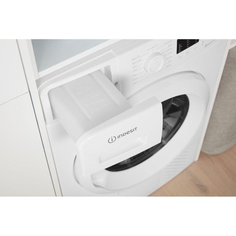 Indesit-Dryer-YT-M10-71-R-UK-White-Drawer
